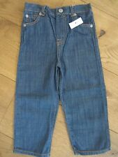 BNWT SEVEN 7 For All Mankind Jeans TROUSER BABY BOYS  Size 24 Months 2 YEARS