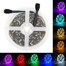 RGB 150Leds 5050 SMD 12V Indoor 5M 30Leds/m Non-Waterproof LED Strip Light