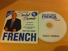 Michel Thomas Learn French Disc 6 Six No Reading No Writing (Daily Express)