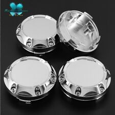 4 PCS 64MM TOP Quality Universal ABS Car Wheel Center Caps Dust-Proof Cover Car