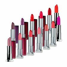 Maybelline Colour Sensational Lipstick- Choose your Colour NEW - RARE COLOURS!