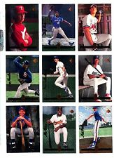 1994 UPPER DECK SP BASEBALL CARDS, U-PICK 10 FOR A $1.95, NM/M