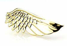 Men's Tie bar Gold Wing Tie clip  4109  52mm