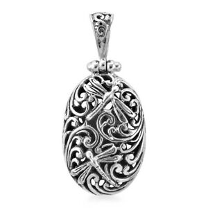 925 Sterling Silver Stylish Unique Dragonfly Pendant Jewelry Gifts for Women