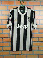 Juventus Jersey 2017 2018 Home SMALL Shirt Adidas Football Soccer BQ4533 Trikot