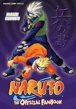 Naruto Official Fanbook: The Official Fanbook-Masashi Kishimoto