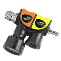 Aquatec Duo Alert Air powered Scuba Diving Dive Surface U/W Signaling Device