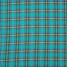 Tartan Print Bandana Scottish Clan Scot Plaid Check Biker Chemo Hogmanay