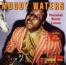 Muddy Waters, Howlin' Wolf - Natural Born Lover [New CD]