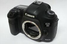Canon EOS 5D Mark III Gehäuse / Body  80301 Auslösungen gebraucht 5 D Mark III