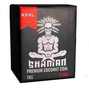 Shaman Russian Coal 31mm - Shisha