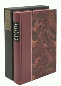 Henry James: The Portrait of A Lady LIMITED EDITIONS CLUB (1967)