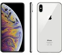 Apple iPhone XS Max 256GB Unlocked iOS Smartphone Silver - Pristine