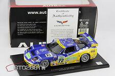 AUTOart 1:18 Chevrolet Corvette C5-R 24h LeMans GT1 2006 #72 (C5R) LE 3,000 pcs
