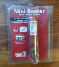 Mini Rester Water Hammer Arrester