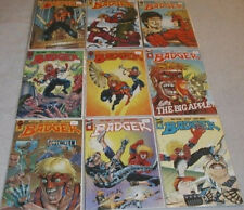 Badger U-PICK ONE #56,57,58,59,60,61,65, 66 or 67 First Issues PRICED PER COMIC