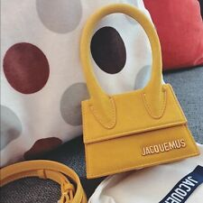 Le Chiquito Jacquemus Mini Bag Fast Shipping