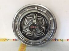 "1965 -1969 CHEVY IMPALA CHEVELLE CAMARO 14"" SS spinner hubcap wheel cover OEM"