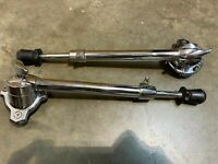 Mapex (Later Style) Bass Drum Legs Spurs Hardware Mounts Spares #LE036