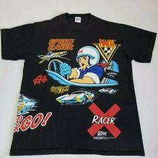 Vintage 1999 Racer X T Shirt Japanese Anime 1967 Speed Racer