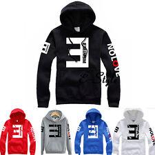 Hip Hop Eminem Druck Hoodies Kapuzenpullover Sweatshirt Kapuzen Hood Hoody 3XL