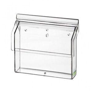 Outdoor-Prospekthalter Acrylglas DINA6quer, PHO169