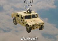 HMMWV Utility Humvee US Army Christmas Ornament Operation Desert Storm Hummer