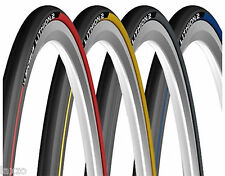 Michelin Lithion 2 Road Bike Tyres 700 X 23c Race Tire Tyre Bicycle Cycle