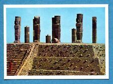 LA TERRA - Panini 1966 - Figurina-Sticker n. 374 - MESSICO -Rec