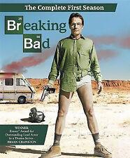 Breaking Bad : Season 1 (Blu-ray, 2011, 2-Disc Set)