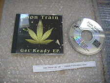 CD Indie Zion Train - Get Ready EP (4 Song) CHINA REC