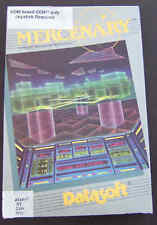 MERCENARY A FLIGHT SIMULATOR ADVENTURE by Datasoft for Atari 520/1040 ST NEW NOS
