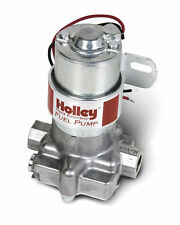 GENUINE HOLLEY BRAND NEW RED ELECTRIC FUEL PUMP 97 GPH CARBURETTOR 12-801