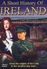Short History of Ireland 5016641115350 DVD Region 2 P H