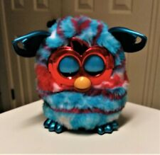 Furby Boom Interactive Talking Toy White / Red / Blue  2012 Hasbro