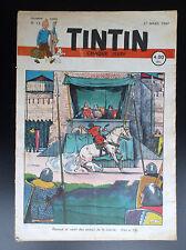 Fascicule périodique Journal Tintin N° 13 1947 Laudy ETAT CORRECT