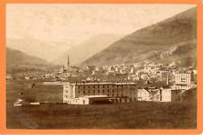 Roessinger Jeanneret, Suisse, Davos, ca.1870, vintage albumen print Vintage albu