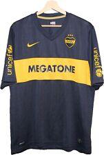 CA BOCA JUNIORS Football SHIRT Jersey NIKE size XL Tricot Camiseta ARGENTINA