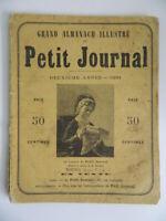 Grand Almanach Ilustrado de La Petit Journal Segunda Año 1881