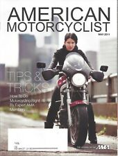 AMA Magazine May 2011 Road Track Trail Advice From The Experts-Let's Ride