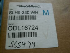 "Vent-A-Hood SLH9-230WH 30"" Under Cabinet Range Hood White 600 cfm"