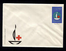 OPC 1962 Poland International Red Cross Stationary