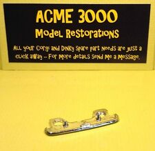 Corgi 275 Rover 2000TC Reproduction Repro Chrome Plastic Rear Bumper