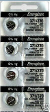 4 x ENERGIZER SR920SW 371 SilverOxide1.55v Watch Batteries Aussie Stock FastPost