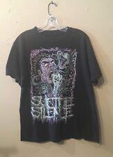 Suicide Silence Vintage Band Men's Medium T-shirt