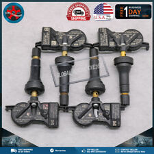 SET(4) FOR DODGE JEEP TPMS TIRE PRESSURE SENSOR SENSORS 68252493AB 68313387AB