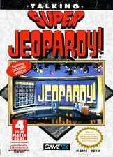 Super Jeopardy - Nintendo NES