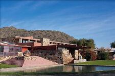 611082 célèbre architecte Frank Lloyd wrights home A4 papier photo