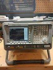 Agilent E4405B 9kHz-13.2GHz Spectrum Analyzer
