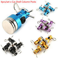 RC Car Body Shell Magnet Body Posts For 1/10 Tamiya TT01 TT01E TT01D TT02